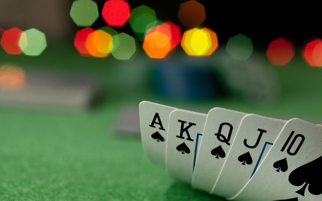Which games are the most exciting when gambling in a Las Vegas casino?