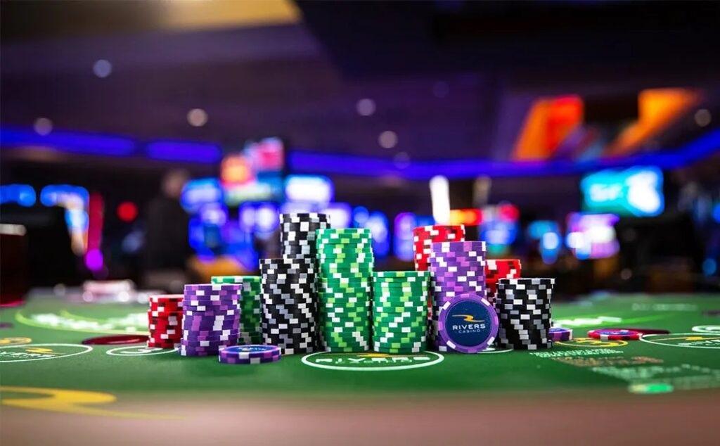 Where To Locate Casino Poker?