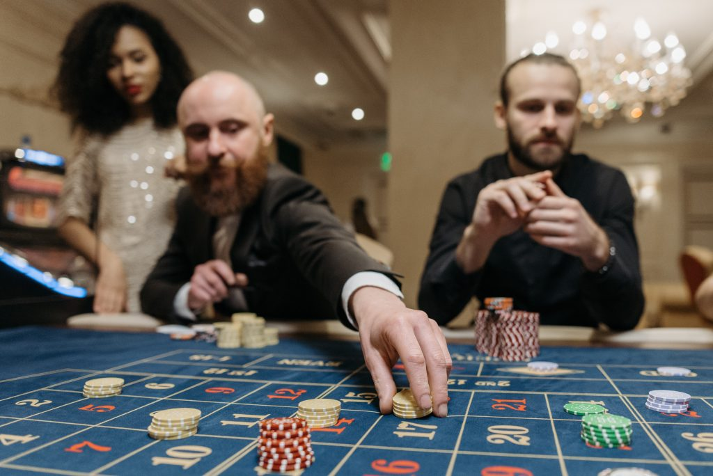 Learning How to Play and Gamble in Online Casino Securely