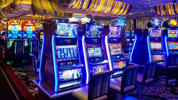 A Systematic Assessment of the Slot Industry