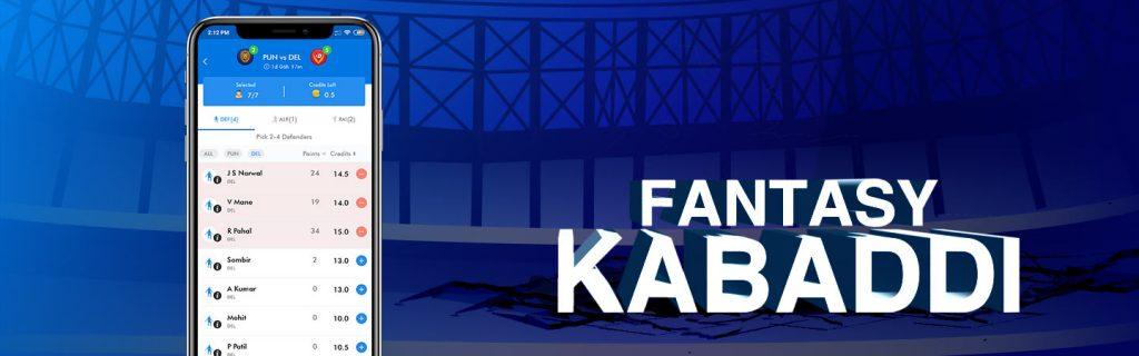 Daily Fantasy Kabaddi and Football Sports Tips